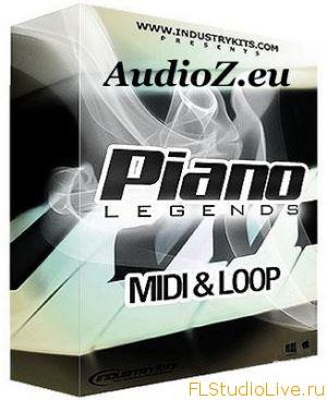 Скачать сэмплы для FL Studio Industry Kits Piano Legends