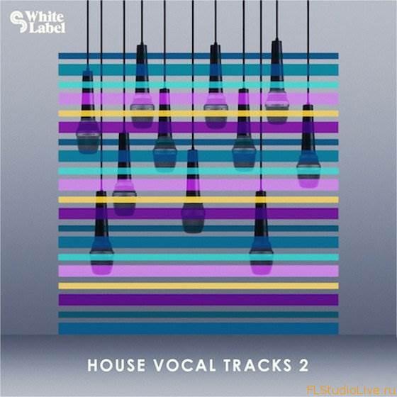 Скачать семплы для FL Studio SM White Label House Vocal Tracks 2 WAV-AUDIOSTRiKE
