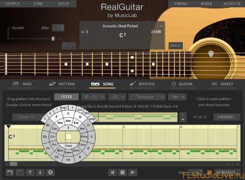 Скачать VST гитары MusicLab RealGuitar v4.0.0.7231 Incl Patched and Keygen