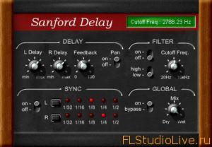 Leslie Sanford Sanford Delay v2.7.5.0 x32 x64