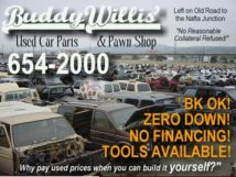 Buddy Willis Used Cars and Pawn Shop