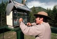 Bruce Spillchuck, Tanwater Park Ranger