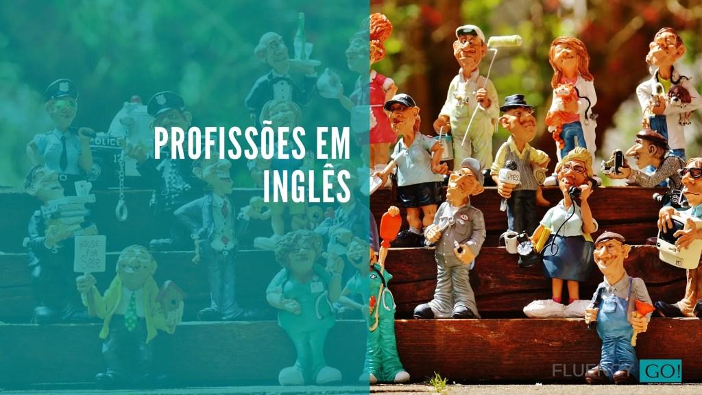 profissões em inglês