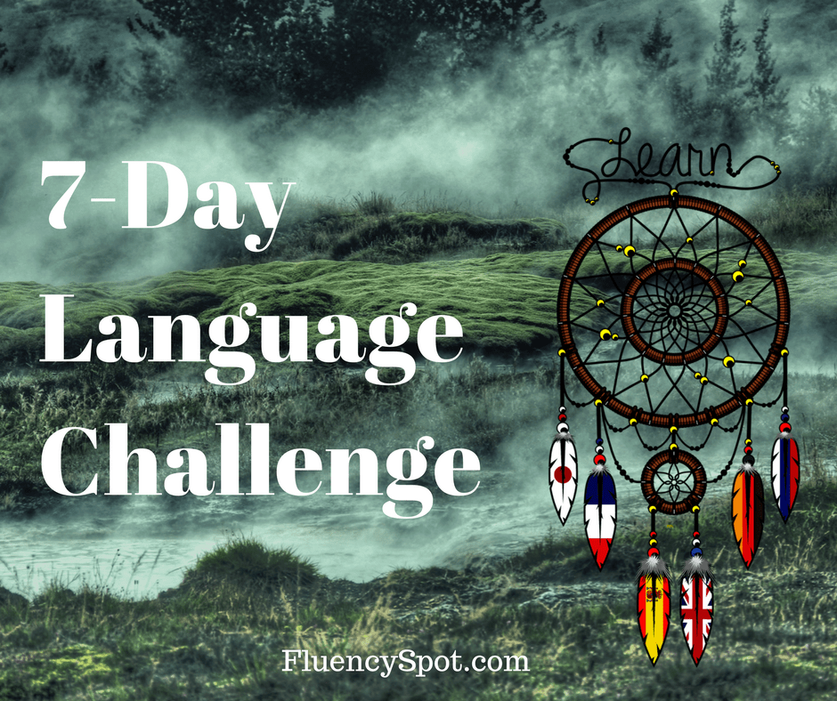 7 Day Language Challenge