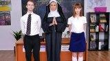 BadMilfs – Çılgın rahibe grup sex yaparken boşalıyor