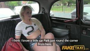 Fake Taxi – Full hd sarışın kahpe Bonnie