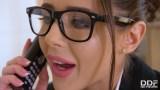 19 yaşındaki gözlüklü kız öğretmen ile