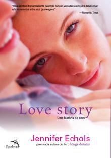 resenha do livro love story