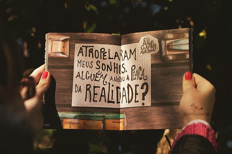 resenha do livro Eu me chamo Antônio