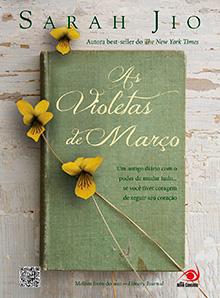 resenha do livro As Violetas de Março