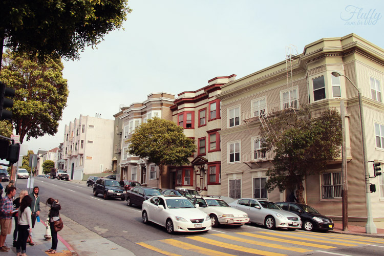 San Francisco California pontos turísticos