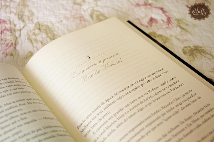 resenha do livro Simplesmente Ana