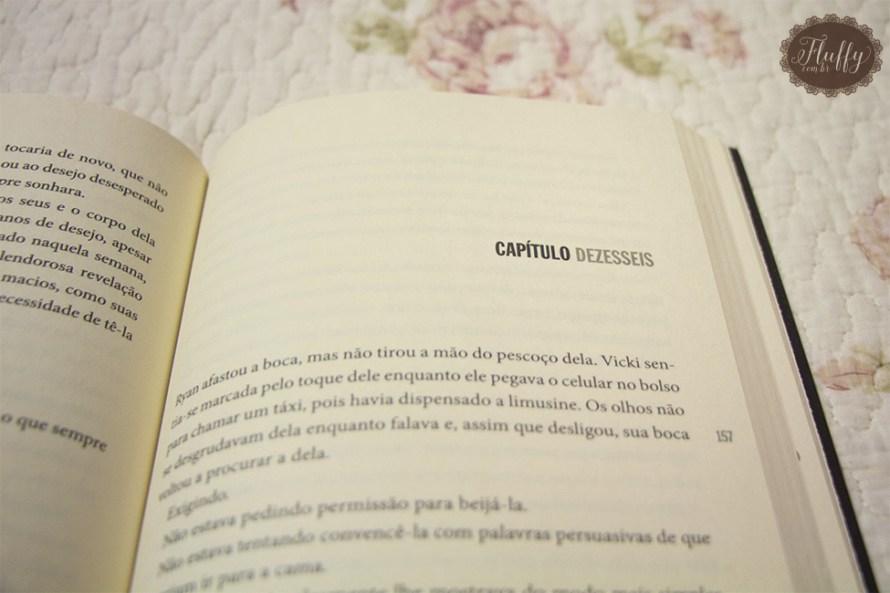 resenha do livro Quero ser seu