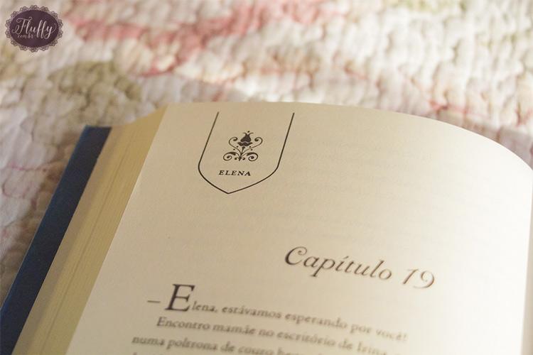 resenha do livro Elena: a filha da princesa