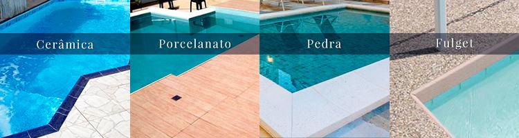 piso para piscinas
