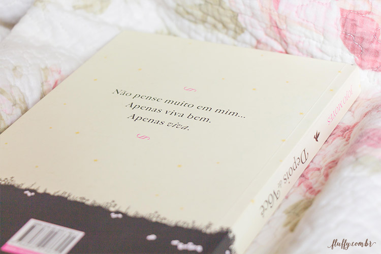 Resenha do livro Depois de você