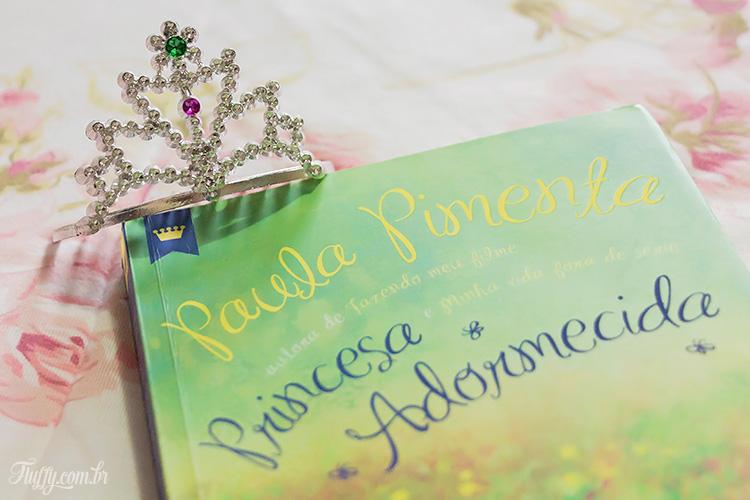 Resenha do livro Princesa Adormecida