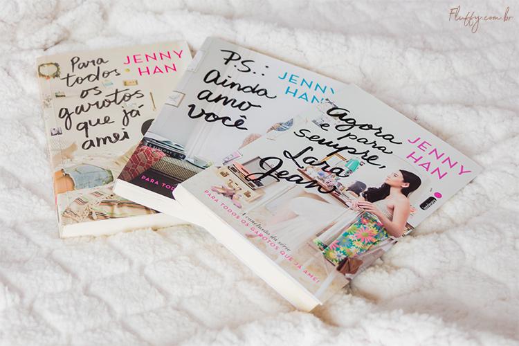 Resenha do livro Agora e para sempre Lara Jean