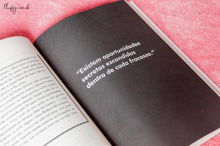 Resenha do livro GirlBoss Nasty Gal Sophia Amoruso