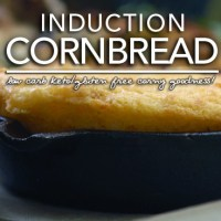 Low Carb Keto Induction Cornbread