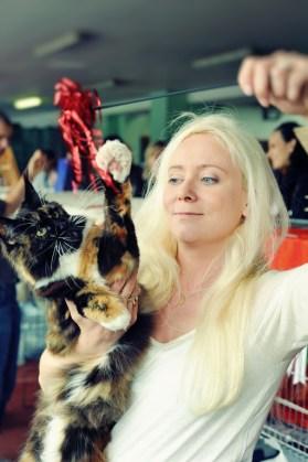 Anna Jakubik | Wystawa kotów rasowych | Cat show | Maine Coon | Fluffy Coons *PL