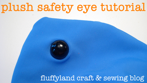How to Install Plastic Safety Eyes: A Tutorial