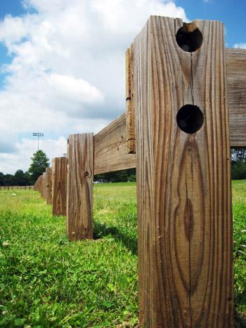 leading fence