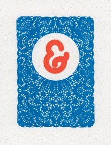 gocco ampersand by maraid on etsy