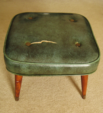 what is a hassock? this, apparently.