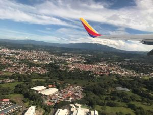 Southwest Airlines Costa Rica picture