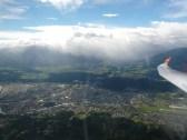 Innsbruck: Feuchtigkeit drückt über den Brenner