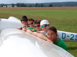 Jugend des Fliegerclub Oschatz e.V.