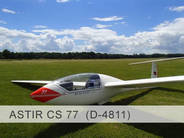 Astir CS 77 D-4811 Template