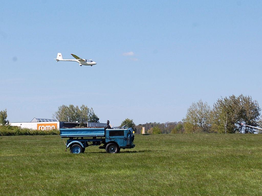 PW-5 Anflug Oschatz