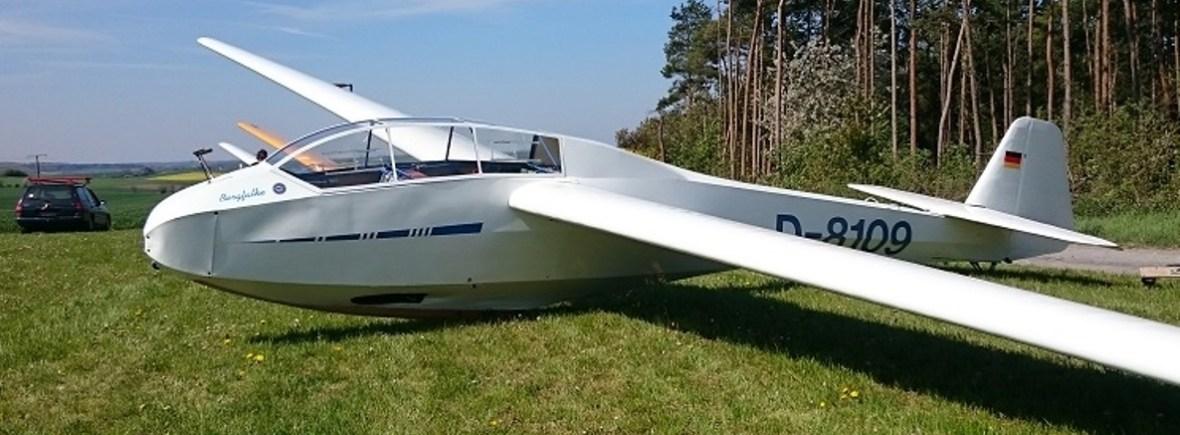 Bergfalke II D-8109