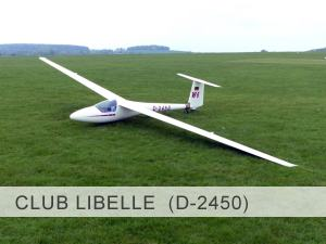Club Libelle 205 D-2450 Template