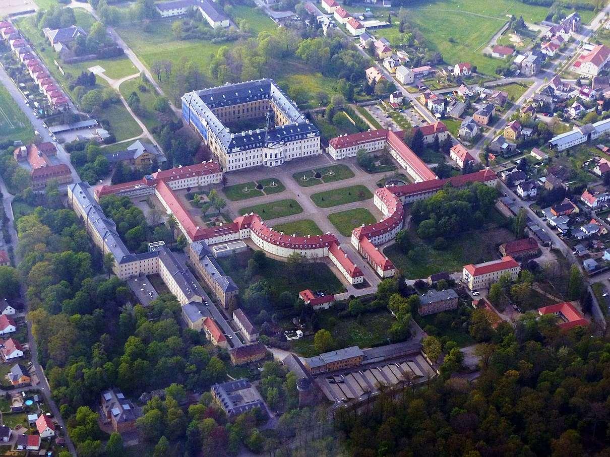 Schloss Wermsdorf nahe Oschatz