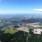 DG-100 Streckenflug D-3775 Wermsdorf
