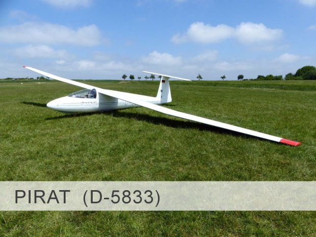 SZD-30 Pirat D-5833 Template