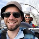 Blanikfliegen zu zweit mit Richard und Erik