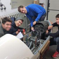 Jugend in der Werkstatt
