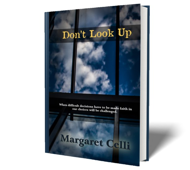 don't look up - Book Template 01