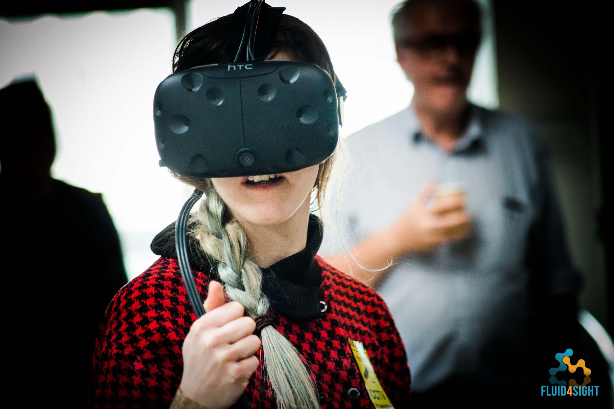 hackstock VR girl