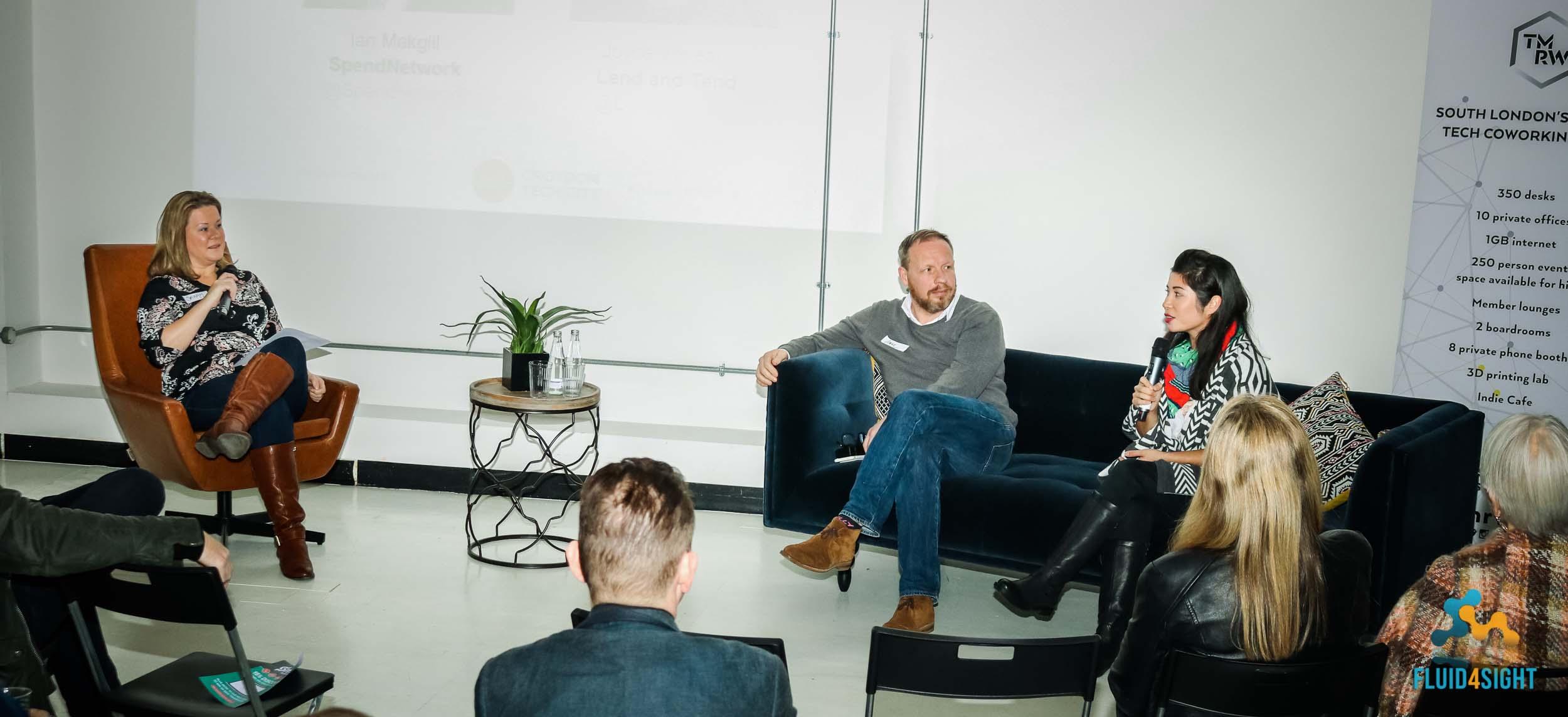 Croydon Tech City - A brand new year | Fluid4Sight