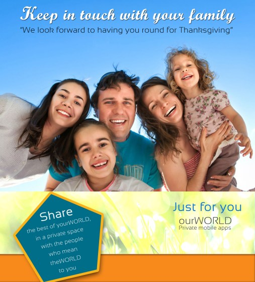 stay in touch with your family-1