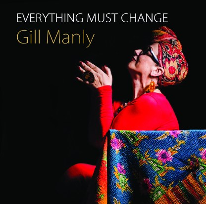 A- Gill cd - front cover