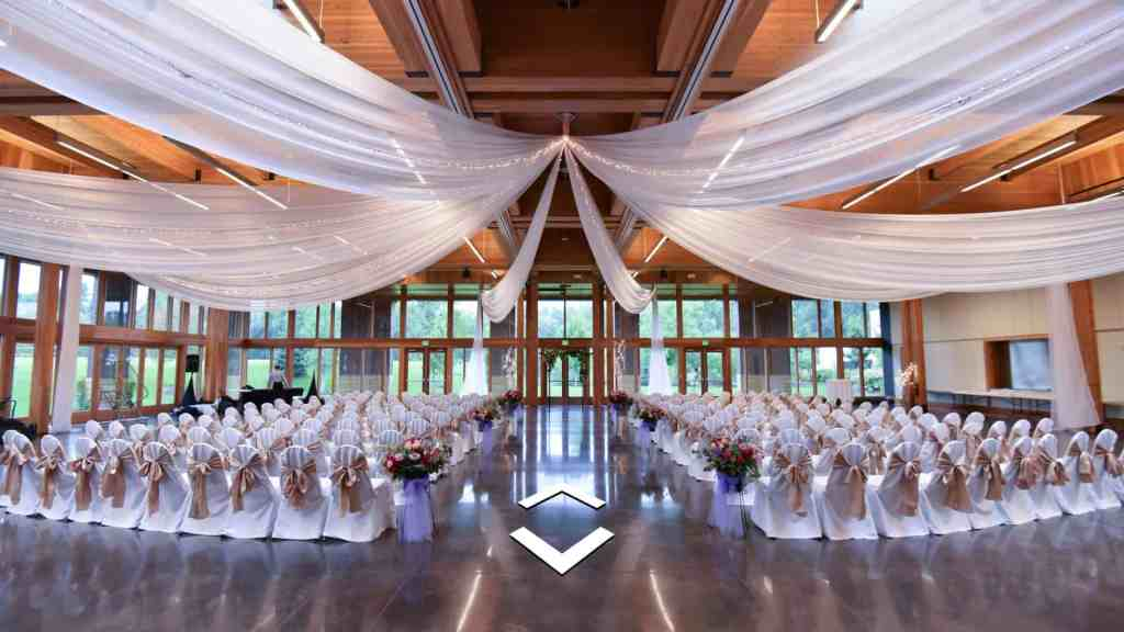 Google Virtual Tour of a wedding hall