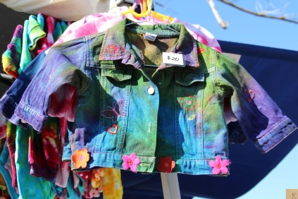 Redcliffe Markets clothing