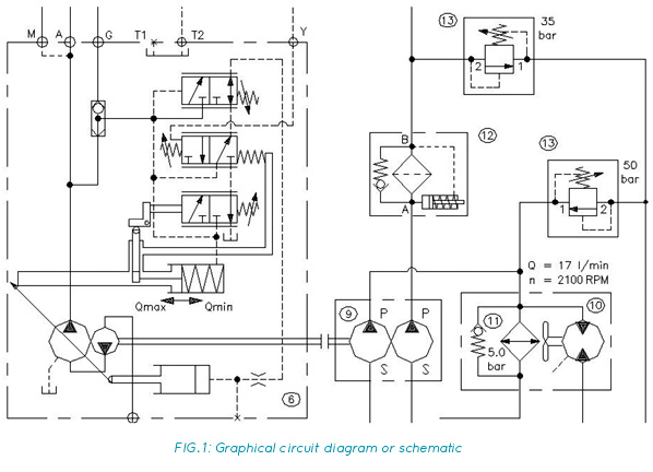 drawing electrical circuits schematics