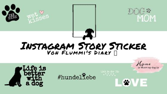 instagram-hunde-story-sticker